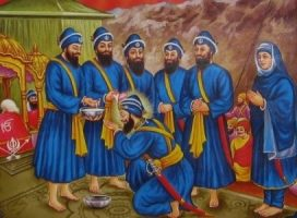 Baisakhi Day 1699 and the Gift of Chardi Kalaa