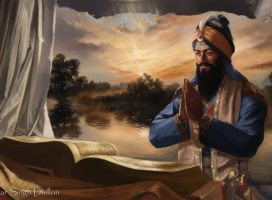 Guru Gobind Singh and the Shabad Guru