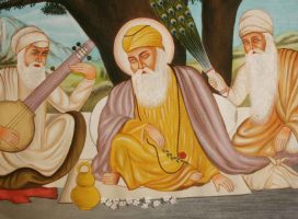 Guru Nanak and the Two Villages